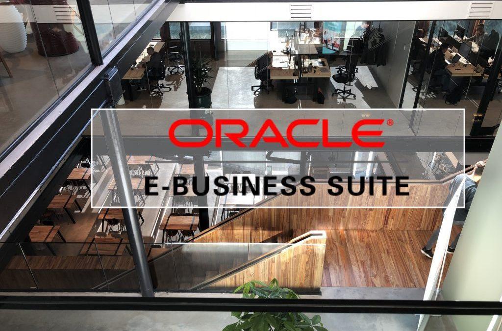 Oracle EBS maatwerk: uitbreiden op de juiste manier