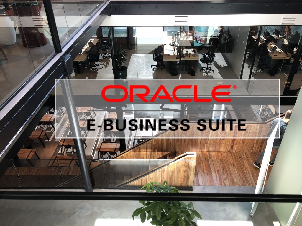 Oracle EBS maatwerk op de juiste manier