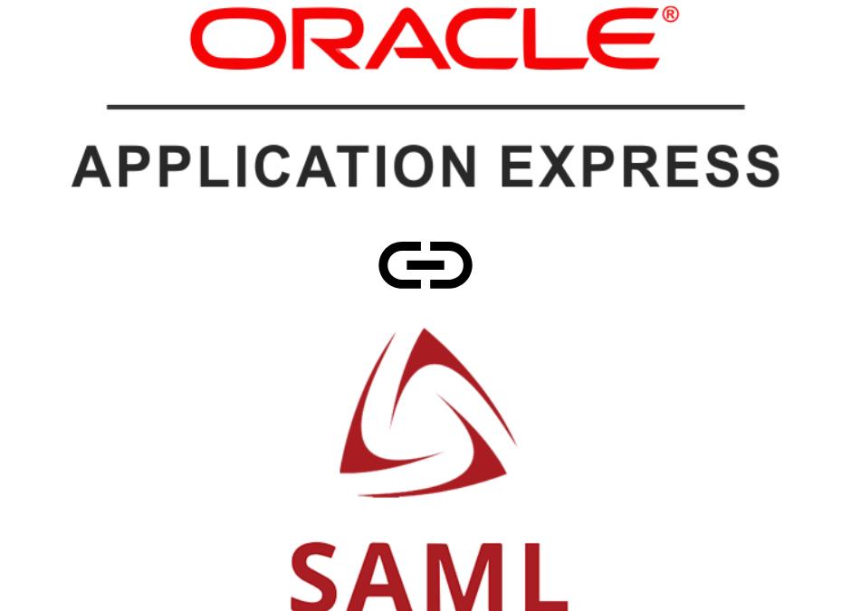 Toekomstbestendige APEX – SAML 2.0 koppeling